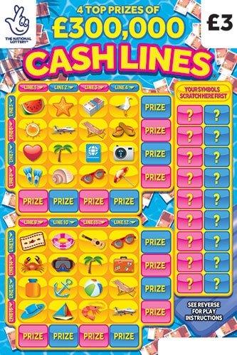 cash lines scratchcad