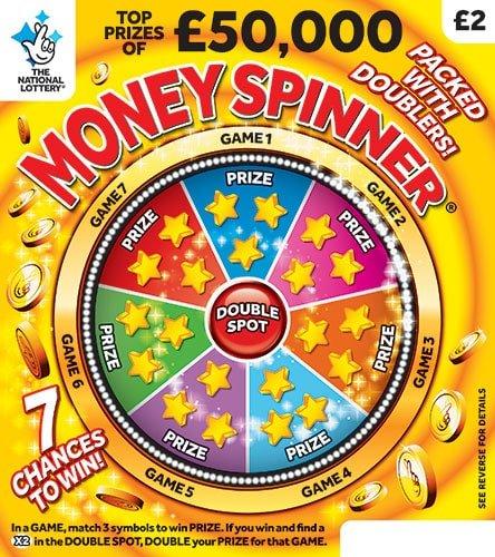 money spinner-2020 scratchcard